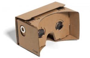google cardboards