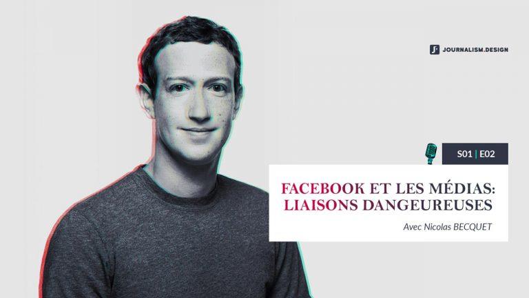Nicolas Becquet: Facebook et les médias