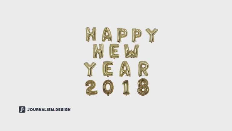 Très Bonne Année 2018