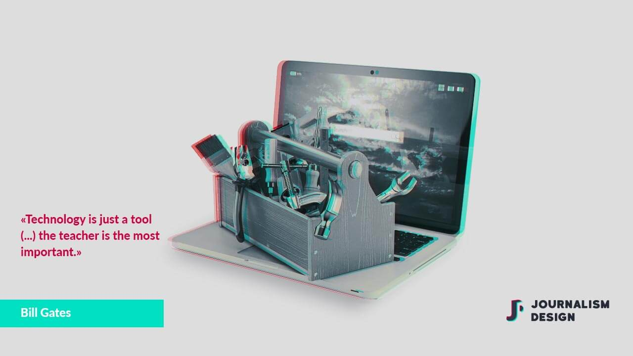 Illustration - Les outils pour designer