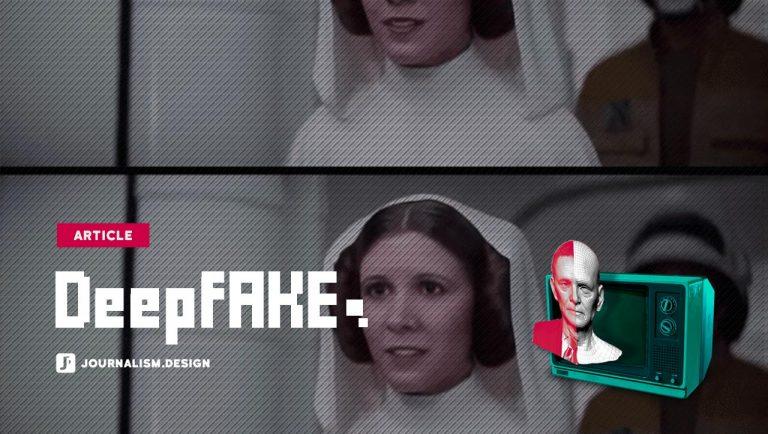 La princesse Leia, Disney et les deepfakes