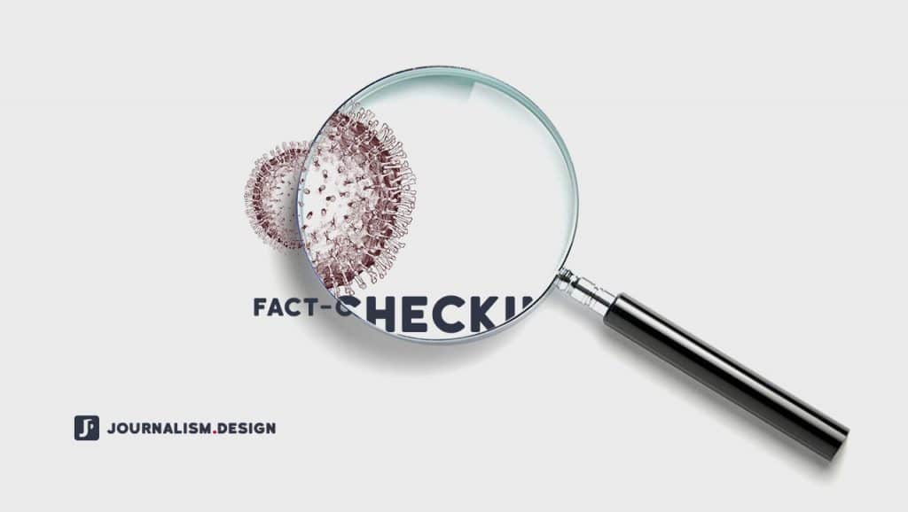 fact-checking - Photomontage Gerald Holubowicz