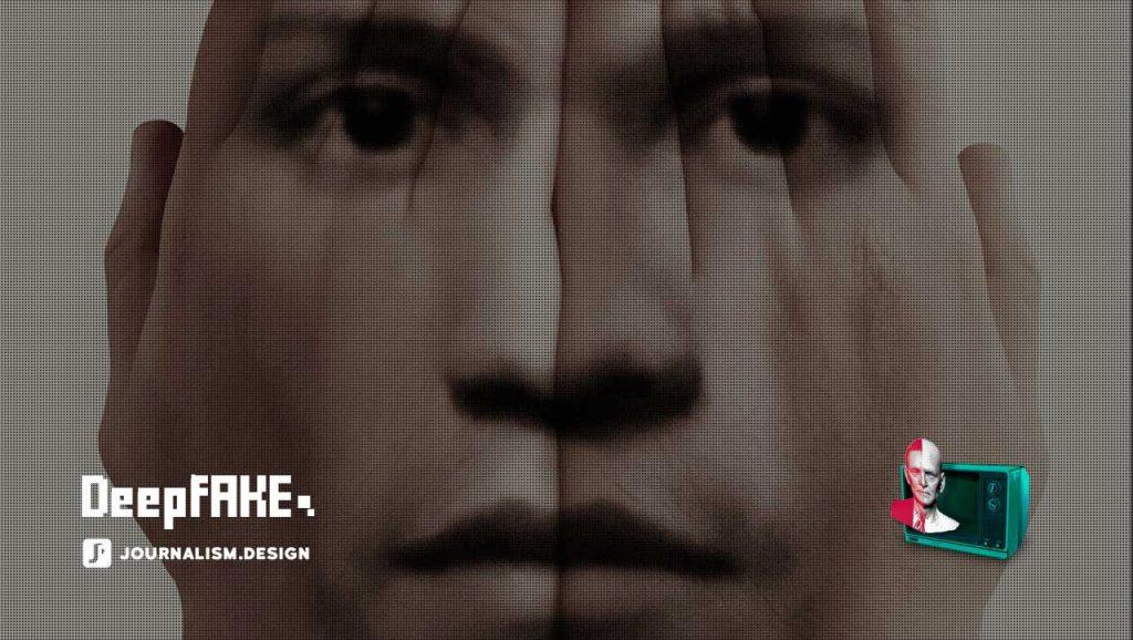 L'affiche de welcome to chechnya, un documentaire de David France qui utilise les deepfakes pour protéger ses protagonistes