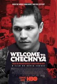 Poster de Welcome to Chechnya